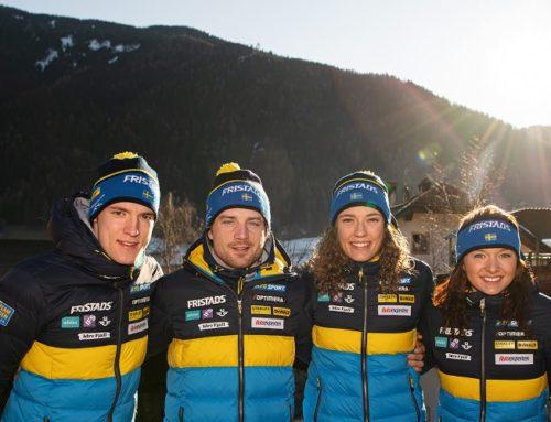 Stina Nilsson tappar sitt SOK stöd