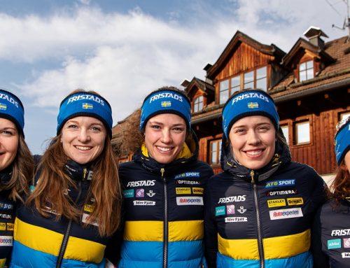 Johanna Skottheim gör VM-debut