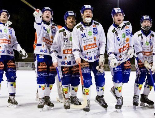 Villa Lidköping klara för semifinal