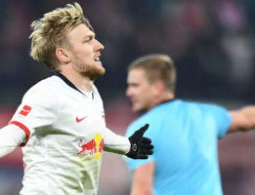Leipzig och Atalanta klara för kvartsfinal