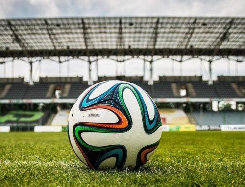 Fotbollen i Vitryssland rullar på som vanligt