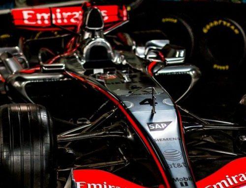 Lewis Hamilton vinnare i Storbritanniens GP