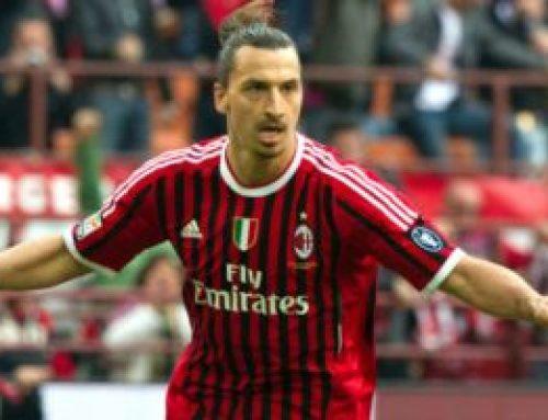 Zlatan tillbaka i Italien efter att ha återvänt till Sverige