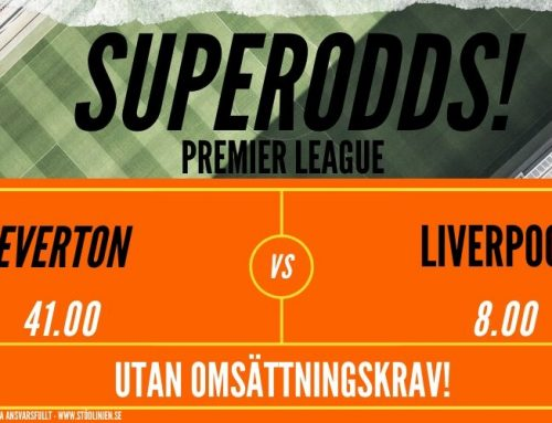 Superodds (21/6) | Premier League: Everton vs Liverpool