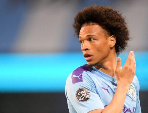 Leroy Sane lämnar Manchester City – klar för Bayern München