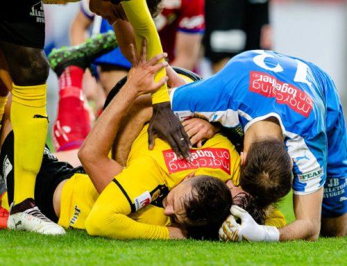 Mjällby överraskade – stal poäng från Malmö FF