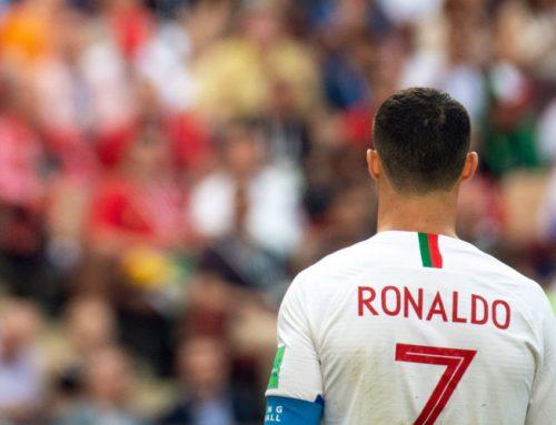 Ronaldo till Sverige