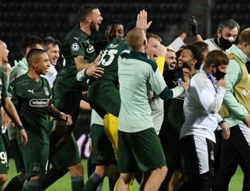 Ryska Krasnodar med flera svenska landslagsspelare i truppen klara för Champions League