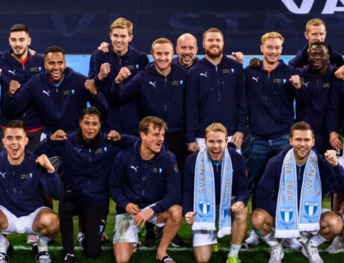 Malmö FF vinner klubbens 21:a SM-guld