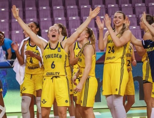 Sverige lottades mot regerande mästaren i kommande basket-EM