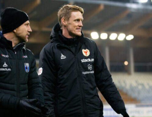 Officiellt: Henrik Rydström ny tränare för Kalmar FF